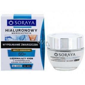 Soraya Hyaluronic Micro-Injection 50+ firming cream with transdermal hyaluronic acid per day / night 50 ml