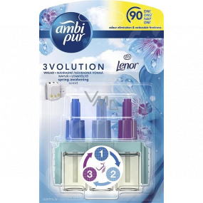 Ambi Pur 3 Volution Spring electric air freshener refill 3 x 20 ml