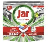 Jar Platinum Plus capsules for dishwasher 100 pieces