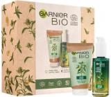 Garnier Bio Hemp Box multi-regenerating cream with a light gel texture 50 ml + night oil 30 ml, cosmetic set