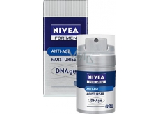 Nivea Visage DNA omlazující pleťový krém pro muže 50 ml