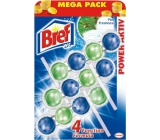 Bref Power Aktiv 4 Formula Pine Freshness WC block Mega pack 3 x 50 g