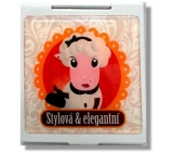 Do not Buy Miss Cool Gift Bag Mirror Sheep Stylish & Stylish 004
