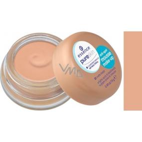 Essence Pureskin Anti-Spot Mousse Makeup 01 Matt Beige 14 g