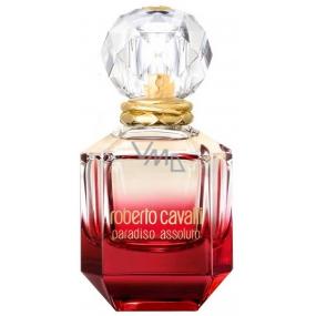 Roberto Cavalli Paradiso Assoluto Eau de Parfum for Women 75 ml Tester