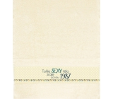 Albi Towel This sexy body has matured since 1987 to beige 90 cm × 50 cm