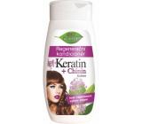 Bione Cosmetics Keratin & Chinin regenerating conditioner for all hair types 260 ml