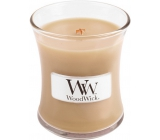 WoodWick candle glass small At the Beach 2504