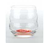 Masaru Emoto Mythos Glass Big Heart (Owl / Sdrce) - red 0,25 l