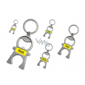 Albi Keychain with date - opener September 5 x 12 x 0,2 cm