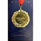 Albi Envelope Paper Greeting Card Medal - Employee of the Year W