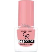 Golden Rose Ice Color Nail Lacquer nail polish mini 213 6 ml