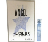 Thierry Mugler Angel eau de toilette for women 1.2 ml with spray, vial