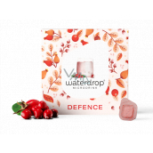 Waterdrop DEFENSE - in defense there is strength, cranberry, rosehip, moringa microdrink for days when you need the defense of 12 capsules