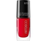 Artdeco Art Couture Nail Lacquer nail polish 673 Red Volcano 10 ml