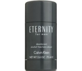 Calvin Klein Eternity for Men deodorant stick pro muže 75 ml