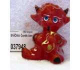 Lima Devil candle red 1 piece
