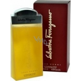 Salvatore Ferragamo pour Homme shower gel 200 ml