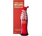 Moschino Cheap And Chic Chic Petals Eau de Toilette for Women 50 ml