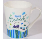 Nekupto Wonderful grandfather mug 004 IT 1 piece