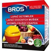 Bros fruit fly trap + liquid filling 15 ml
