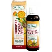 Dr. Popov bronchi & airways original herbal drops 50 ml