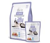 Brit Care Jehněčí + losos pro dospělé kočky s alergiemi a citlivým zažíváním 7 kg, Hypoalergenní kompletní krmivo