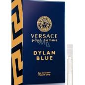 Versace Dylan Blue EdT 1 ml men's eau de toilette spray, Vial