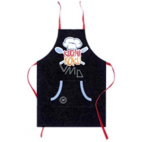 Nekupto Gifts with humor Apron with print Chef of the Year 21 x 30 cm