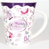 Nekupto Gift Center Mug Wonderful friend 11 x 9 x 6,2 cm