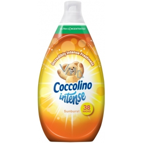 Coccolino Intense Sunburst koncentrovaná aviváž 38 dávek 570 ml