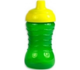 First Steps baby bottle non-flowing green 310 ml