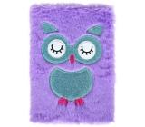 Extra Hairy Block - Owl