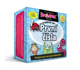 Albi In a nutshell! Mini First Numbers game supports the development of preschoolers age: 3+