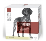 Pet Health Care Phytopipette Repellent pipette dog from 20 kg 6 x 10 ml DISCOUNT Sep.01 / 2019