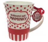 Nekupto Beautiful home mug Kingdom of our mother 350 ml