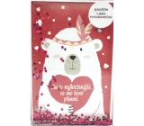 Albi Snowman photo frame You are the most beautiful 50 x 30 x 22 cm