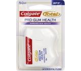 Colgate Total Pro Gum Health dentální nit 50 m