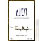 Thierry Mugler Alien Eau Extraordinaire toaletní voda pro ženy 1,2 ml s rozprašovačem, Vialka