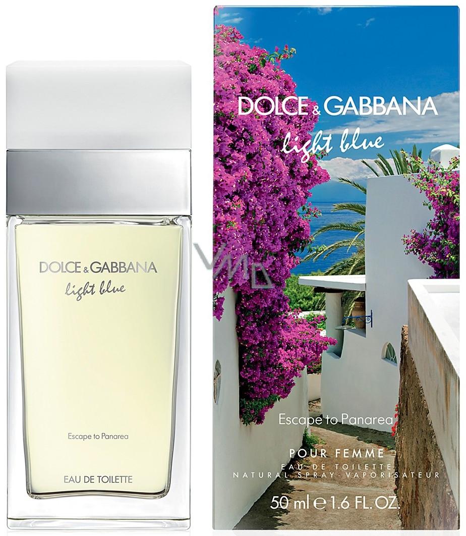 Dolce and gabbana perfume light blue