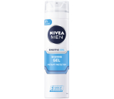 Nivea Men Sensitive Cool shaving gel 200 ml