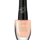 Astor Quick & Shine Nail Polish Nail Polish 101 Delicate Morning 8 ml