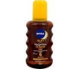 Nivea Sun OF6 Suntan Oil Spray 200 ml