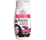 Bione Cosmetics Keratin & Caffeine Regenerating Hair Conditioner 250 ml