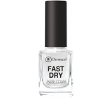 Dermacol Fast Dry Base Coat flooring for immediate smoothing of the nail surface 11 ml
