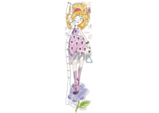 Monumi Merry meter Fairy jigsaw puzzle for children 5+ 160 x 40 cm