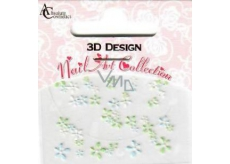 3D mini 10100-3 stickers