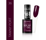 Revers Solar Gel gel nail polish 36 Tawny Port 12 ml