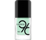 Catrice ICONails Gel Lacque Nail Polish 96 Nap Green 10.5 ml