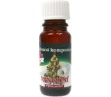 Slow-Natur Vánoční Vonný olej 10 ml